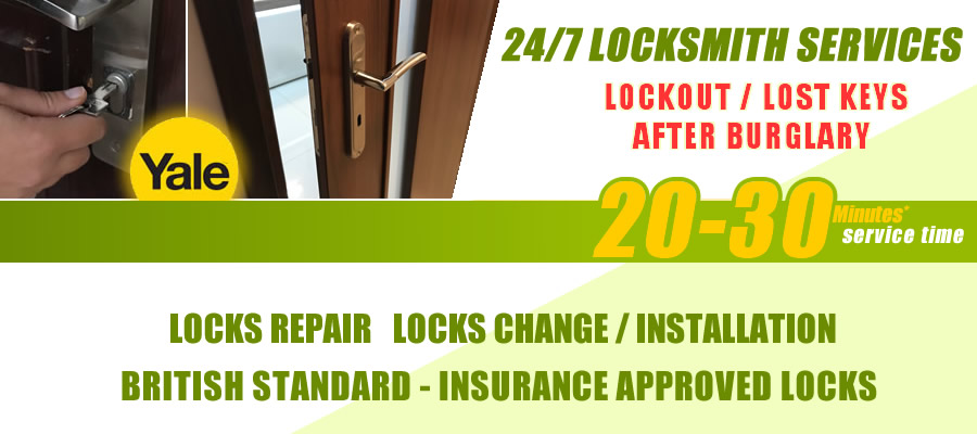 Tulse Hill locksmith services